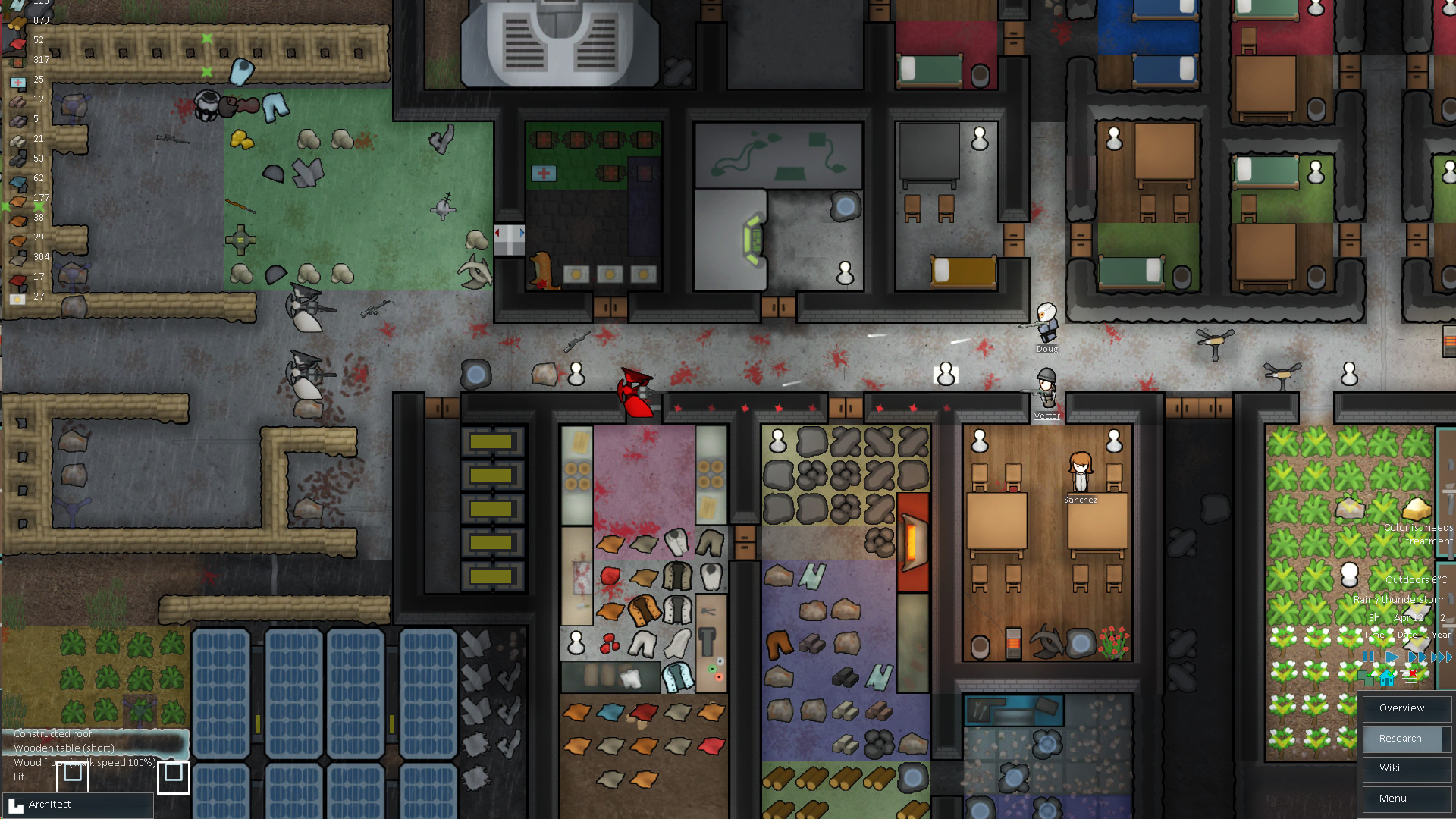 Rimworld Sci Fi Colony Sim