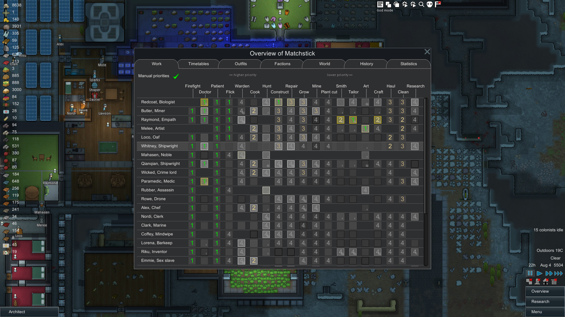 House Design Layout Tips Rimworld Sci Fi Colony Sim